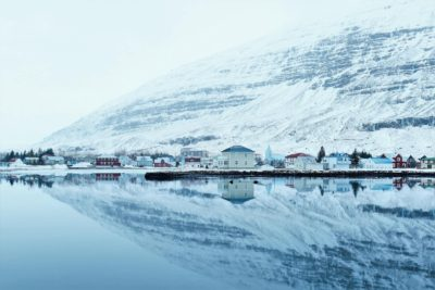 schneelandschaft winterkreuzfahrt