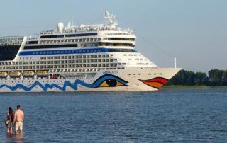 Die Kreuzfahrt im Wandel – AIDA Schiff