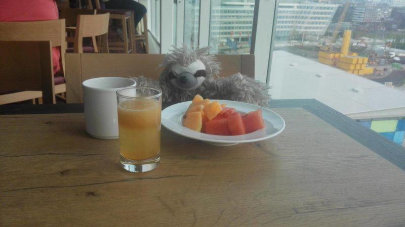 Lecker Frühstück auf der Mein Schiff 4