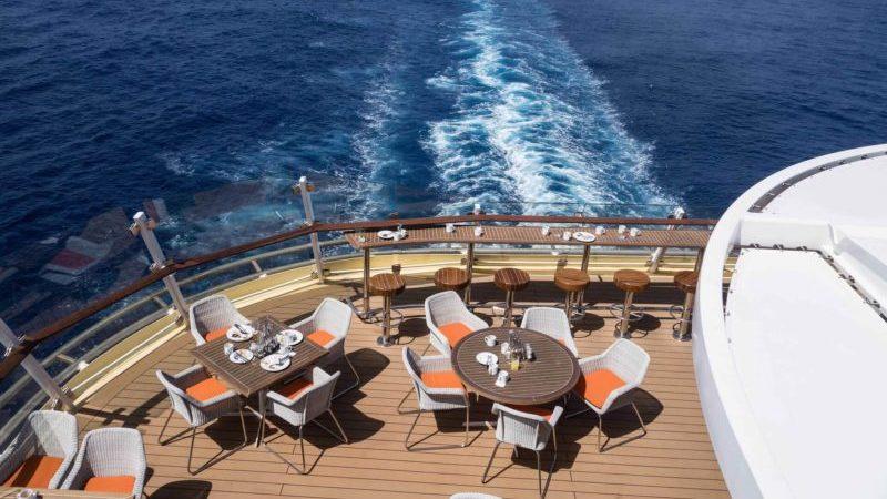Kreuzfahrtberater Fred auf der Mein Schiff 4