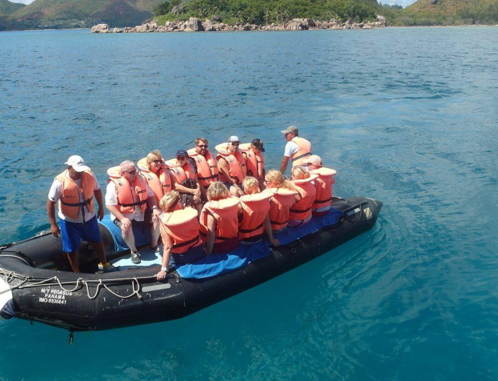 Fred auf den Seychellen – Teil 2