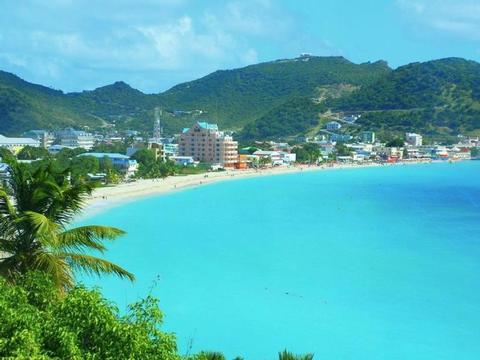 AIDAmar Karibik & Mittelamerika 2 Philipsburg (St.Marteen)