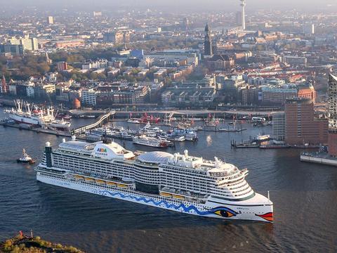 Kreuzfahrten ab Hamburg Juni 2017