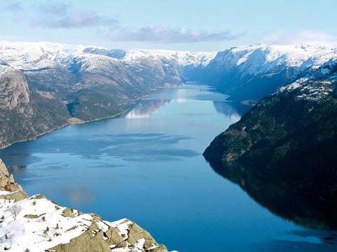 Norwegische Fjorde ab Hamburg Kreuzfahrt Kreuzfahrtberater Angebot