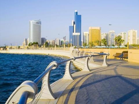 Mallorca nach Abu Dhabi 2 Kreuzfahrt