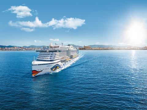 AIDAperla Mittelmeer Angebot