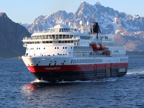 Hurtigruten Expeditionsreise