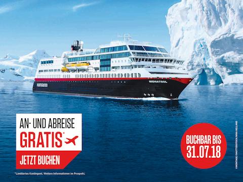 Antarktis 2019 mit MS Midnatsol