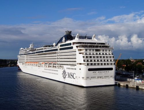 MSC Cruises: Neues Flottenmitglied
