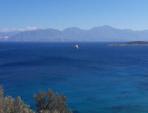Kreuzfahrt auf dem östlichen Mittelmeer