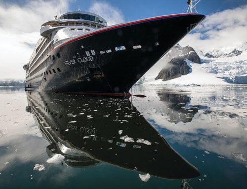 Silversea legt erste Expeditions-Weltreise auf